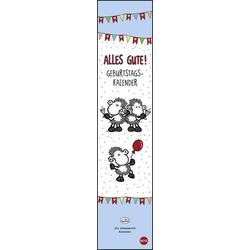 sheepworld Geburtstagskalender long