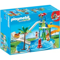 Playmobil Summer Fun Aquapark mit Rutschentower 6669