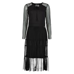 Lavard Schwarzes Kleid 88004