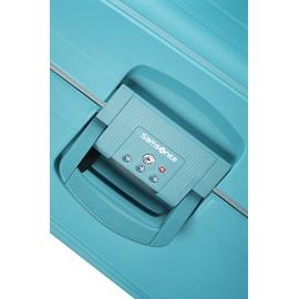 Samsonite S'Cure 4-Rollen 75 cm / 102 l aqua blue