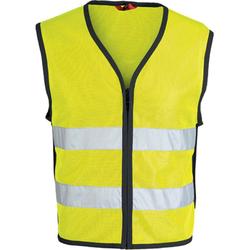 IXS Neon II Veiligheidsvest, geel, XS S