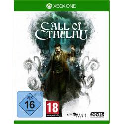 Call Of Cthulhu Xbox One USK: 16