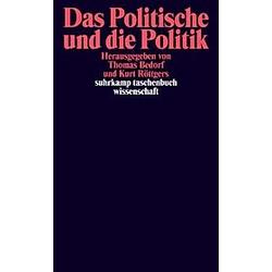 Das Politische und die Politik - Buch