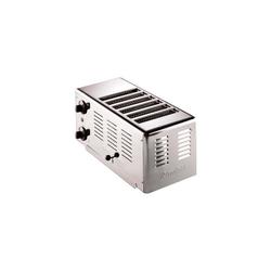 Gastroback Toaster 42006 Edelstahl- Rowlett für 6 Toastscheiben