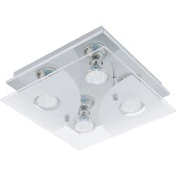EGLO LED Deckenleuchte CABI, LED Deckenlampe