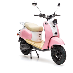 Nova Motors eRetro Star 50 elektro candy rose - Elektromotorroller - 45 km/h