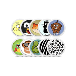 Freestyle Libre Sensor Sticker Set Animals