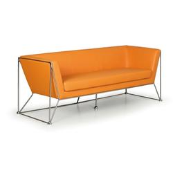 Sofagarnitur net, orange