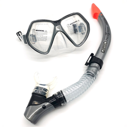 Aqualung Phönix Pro Set - Phönix Pro Maske & Bolongo Dry