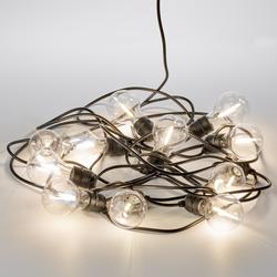 Party 20m Lichterkette klar Inkl. LEDs