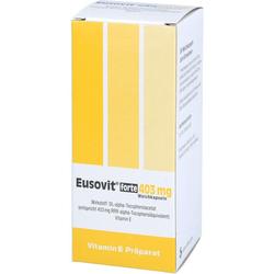 EUSOVIT forte 403 mg Weichkapseln 50 St.
