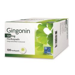 GINGONIN 120 mg Hartkapseln 120 St