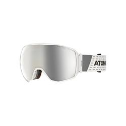 Atomic Skibrille Count 360° HD weiß