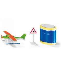 Siku 1602 - Wasserflugzeug mit Tape, Flugzeug, Modellflugzeug