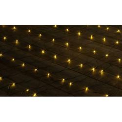 Sygonix Lichternetz Außen 230 V/50Hz 96 LED (L x B) 300cm x 300cm mit WLAN-Steckdose, per App steue