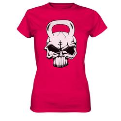 weargo T-Shirt Kettlebell Skull S