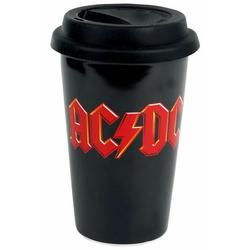 AC/DC Becher AC/DC REISEBECHER KERAMIK + BOX NEU TOP