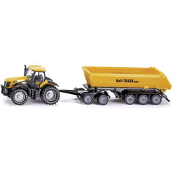 SIKU Spielwaren JCB Traktor mit Dolly 1:87
