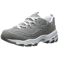SKECHERS D'lites Me Time grey/ white, 36