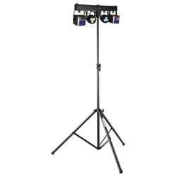 Eurolite LED KLS-120 FX Kompakt-Lichtset mit Stativ