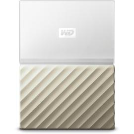 Western Digital My Passport Ultra 2TB USB 3.0 weiß/gold (WDBFKT0020BGD-WESN)