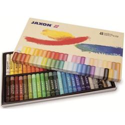 JAXON 47448 48er Et Pastell Ölkreide sort.