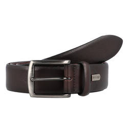 Lloyd Men's Belts Gürtel Leder rotbraun 90 cm