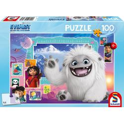 Schmidt Spiele Puzzle Eine magische Reise, 100 Teile, Puzzleteile