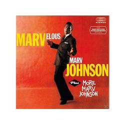 Marv Johnson - Marvelous Johnson+More (CD)