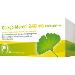 Ginkgo-Maren 240mg