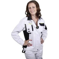 L+D Profi-X 2376-42 Bundjacke Damen Größe: 42 Weiß