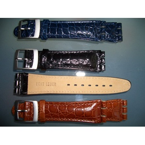 Ersatzarmband für Swatch Irony Chrono, 3 Farben, 19mm