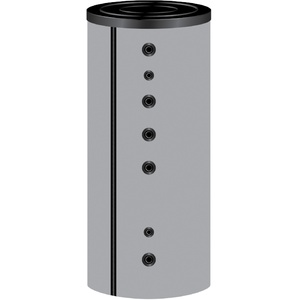 TWL | Hygiene-Kombispeicher KER2 500 | mit 2 Wärmetauschern