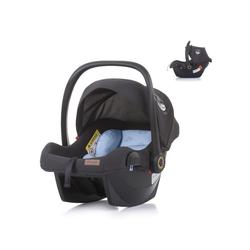 Chipolino Babyschale Babyschale Duo Smart Gruppe 0+, 2.7 kg, (0 - 13 kg), Sonnendach faltbar, Kissen blau