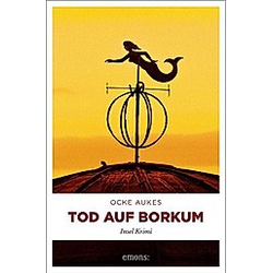 Tod auf Borkum. Ocke Aukes  - Buch