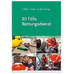 80 Fälle Rettungsdienst - Buch