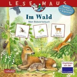 LESEMAUS 201: Im Wald