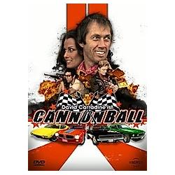 Cannonball - DVD  Filme
