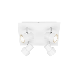 Briloner LED-Deckenleuchte Spot in weiß, 26,5 cm
