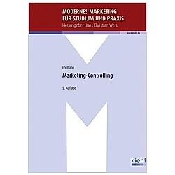 Marketing-Controlling. Harald Ehrmann  - Buch