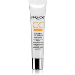 Payot Uni Skin CC Cream CC Cream für ein einheitliches Hautbild SPF 30 40 ml