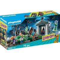 Playmobil SCOOBY-DOO! Abenteuer auf dem Friedhof