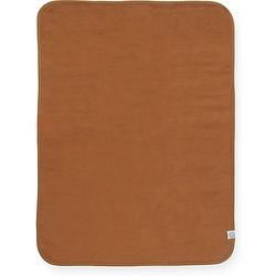 Decke, 100 x 150 cm, caramel camel