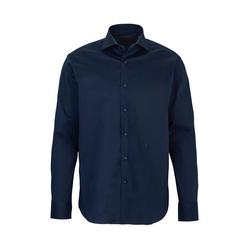 Trussardi Langarmhemd Trussardi Hemd Navy Blue