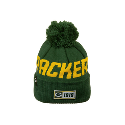 New Era Strickmütze Nfl Green Bay Packers Sport Knit