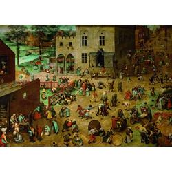 Piatnik Puzzle Bruegel, Kinderspiele, 1000 Puzzleteile