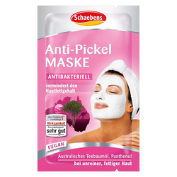 ANTI-PICKEL Maske 1 St