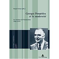 Georges Pompidou et la modernité - Buch
