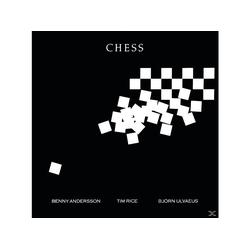 Musical, MUSICAL/VARIOUS - Chess (CD)