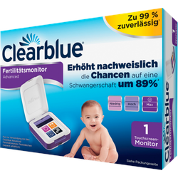 CLEARBLUE Fertilitätsmonitor 2.0 1 St